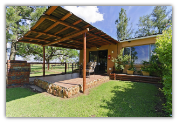 Magaliesburg self catering the barn